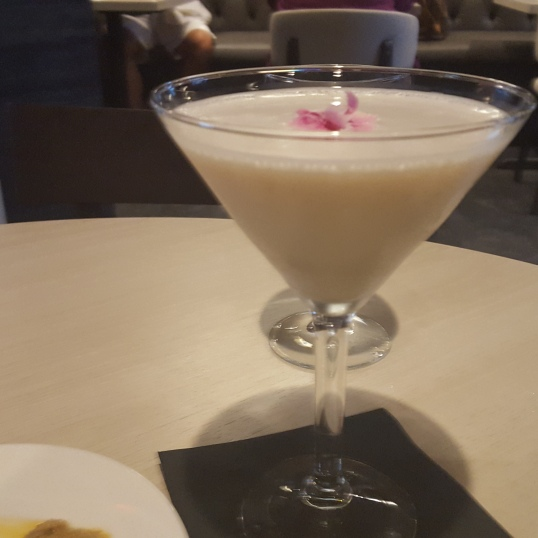 Table 28- White Chocolate Martini