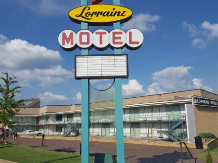 Lorraine Motel- MLK Museum