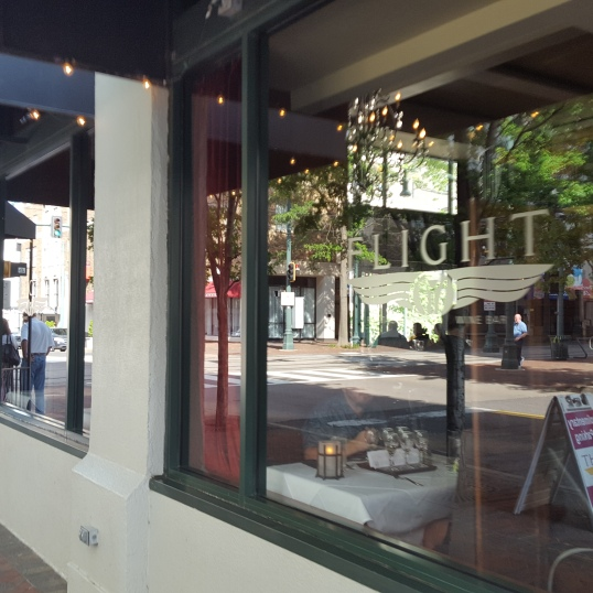 Flight Restaurant and Wine Bar- Exterior
