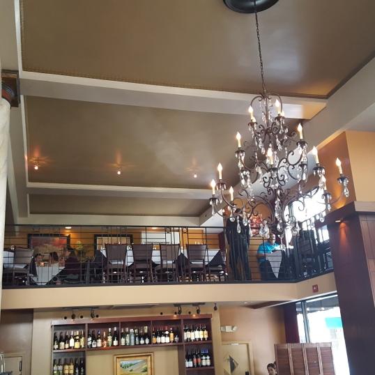 Flight Restaurant and Wine Bar- Interior
