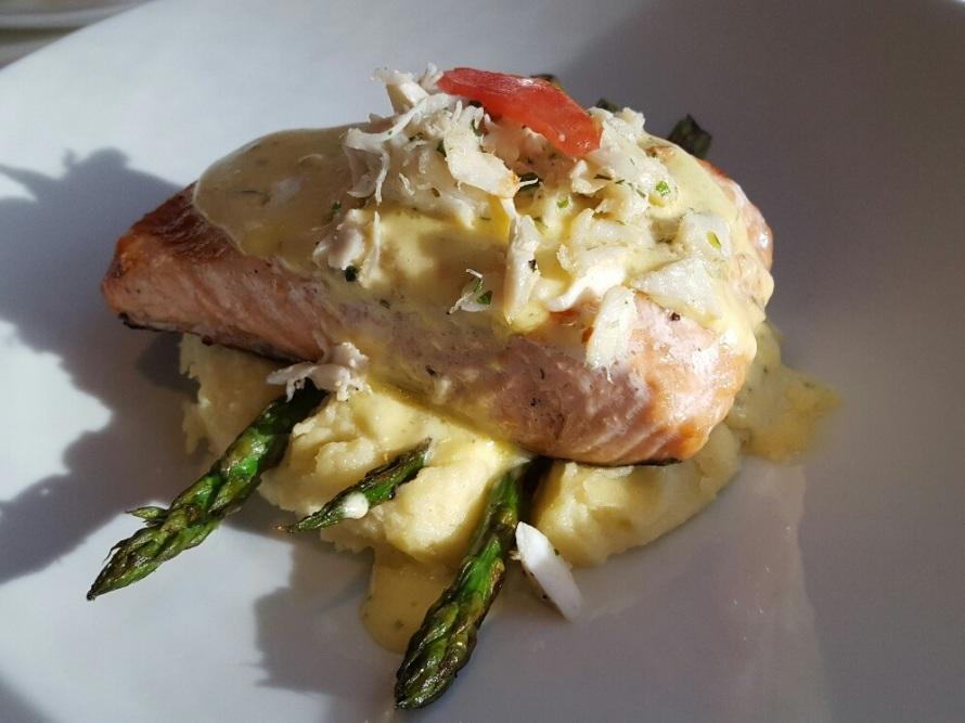 Atlanta- salmon