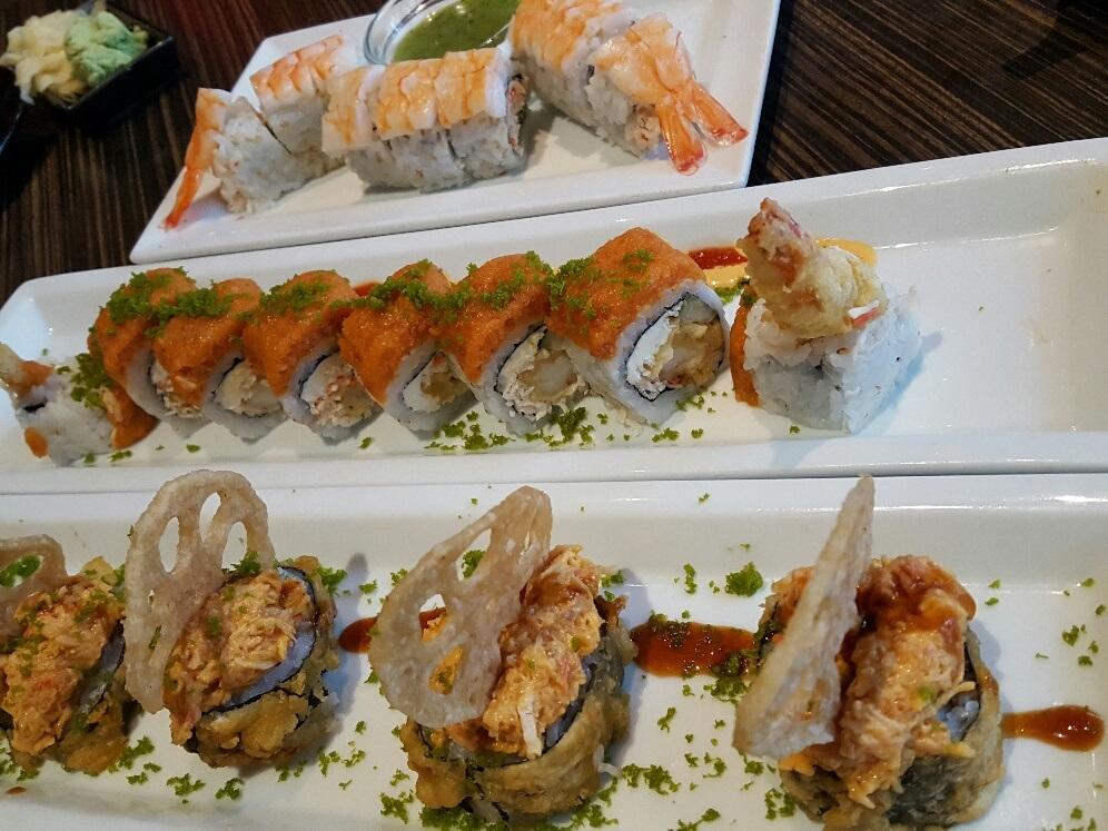 Atlanta- Sushi
