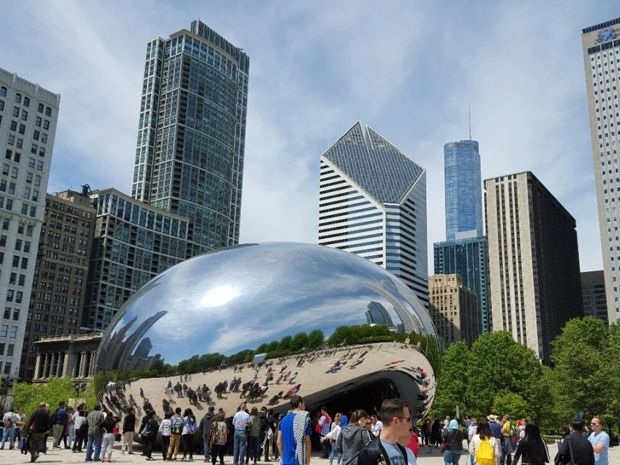 Chicago- Bean