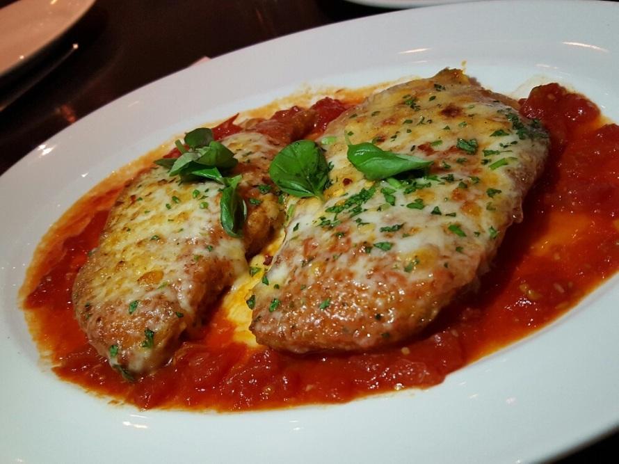 Chicago- Chicken Parmesean