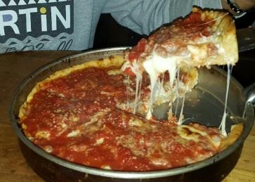 Chicago- Deep Dish