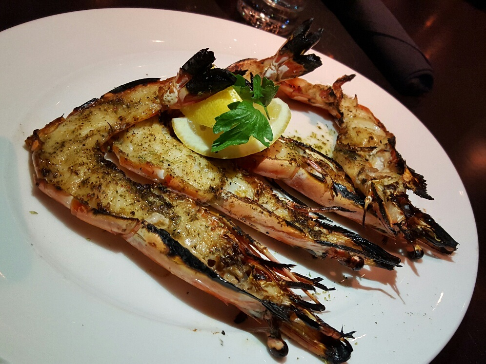 Chicago- Grilled Langoustine