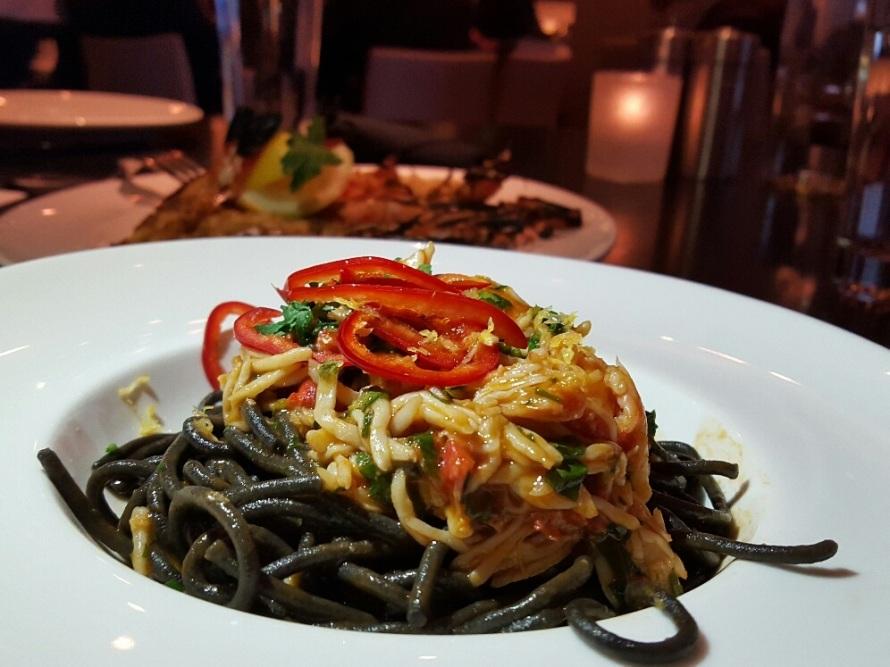 Chicago- Squid Ink Pasta