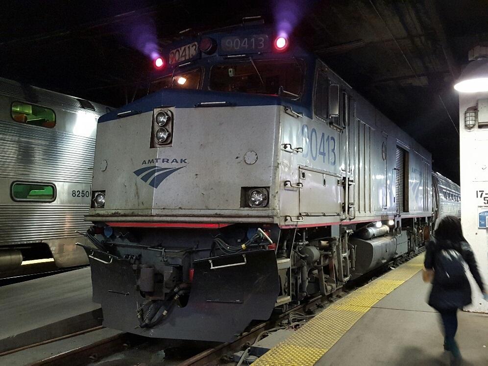 Milwaukee- Amtrak