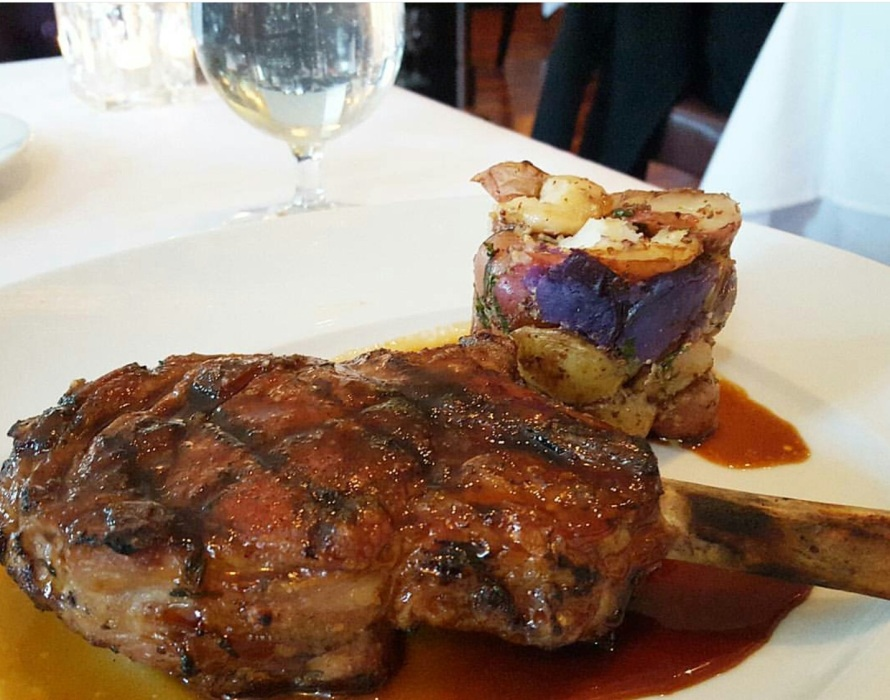 Milwaukee- Veal Chop