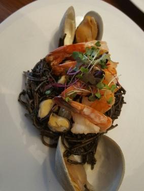 CT- shrimp pasta
