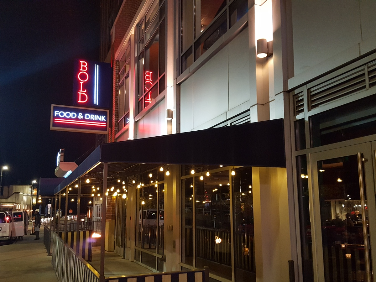 Bold Food & Drink (Cleveland, OH)