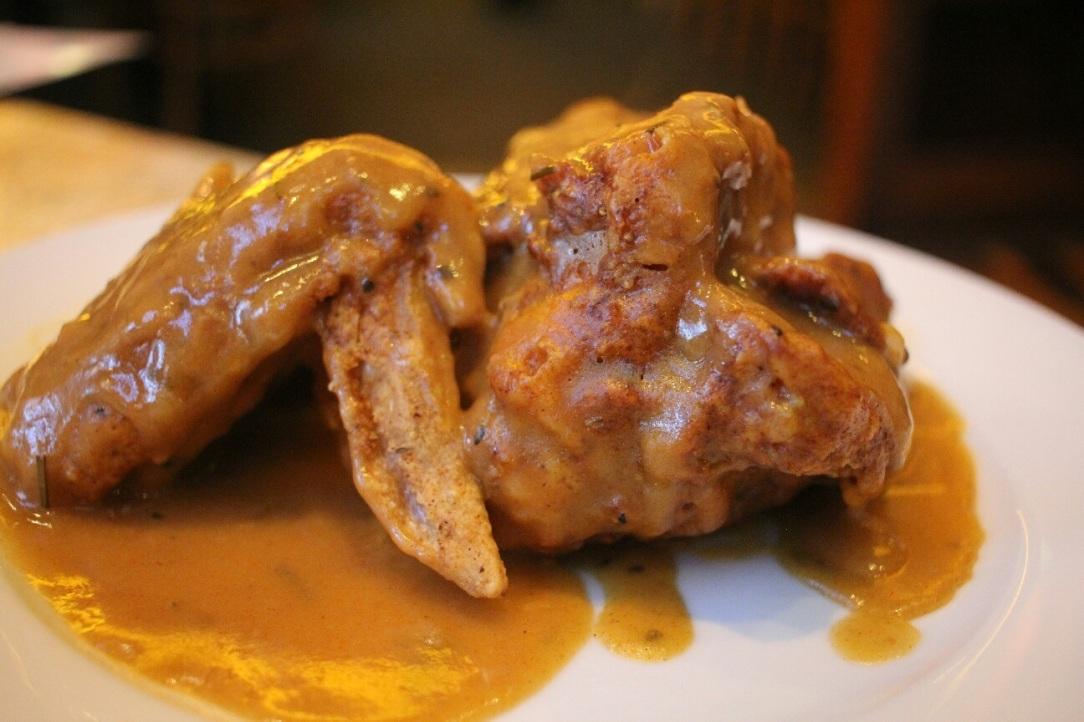 ck-fried chicken