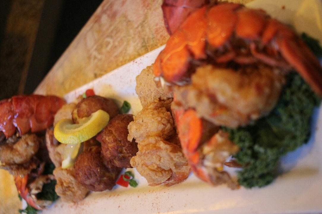 CK- lobster