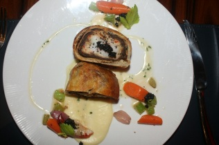Lobster Wellington