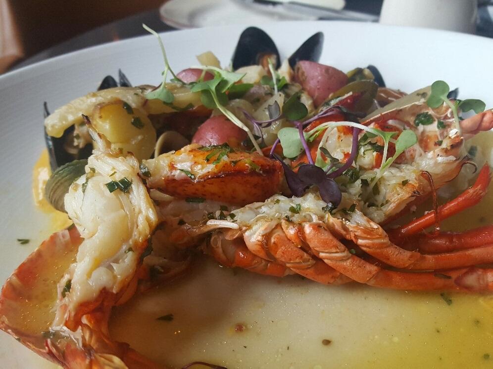 nopa- lobster