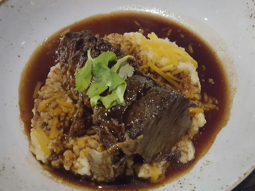 cedar- beef and grits 2