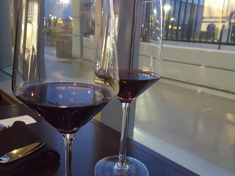 cedar- wine