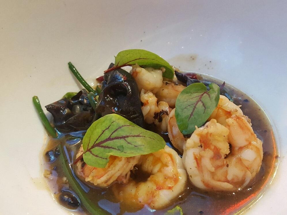 china- shrimp